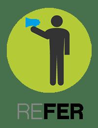 Refer Icon