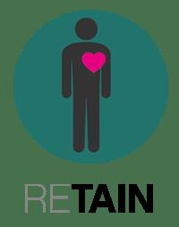 Retain Icon