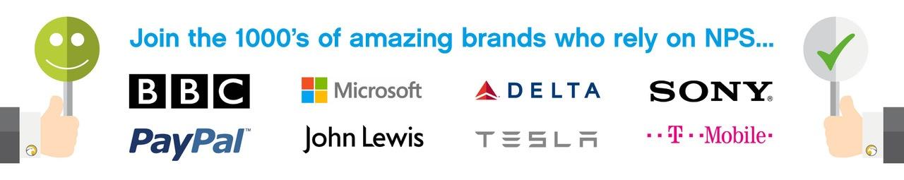 Net Promoter Score Brands