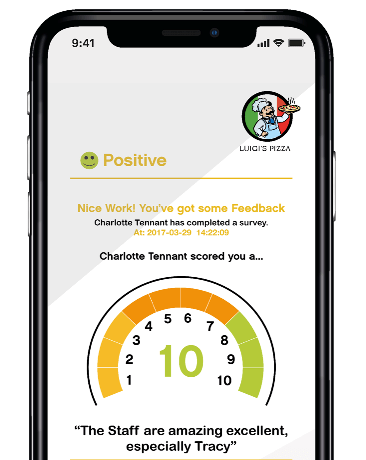 Increase Customer Satisfaction with Feedback